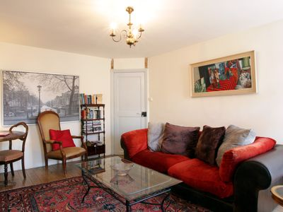 Photo for Elegant and romantic apartments in Medieval Carcassonne