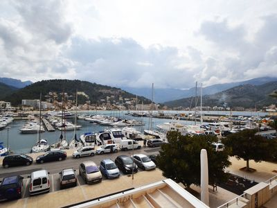 Photo for DARSENA. With views over the Port of Soller.