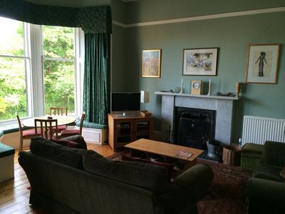 Photo for Beautiful Apartment in Edinburgh's Historic New Town