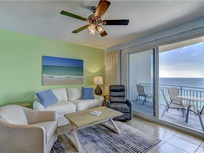 Photo for 17th Floor 1/2 - Gulf front - Sleeps 6 - Sterling Breeze!