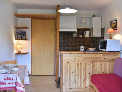 Photo for Apartment Méribel, studio flat, 2 persons