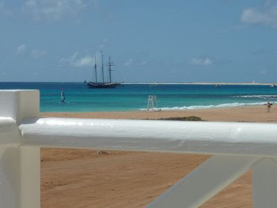 Photo for Wonderful Beach Holiday Apartment in Cape Verde