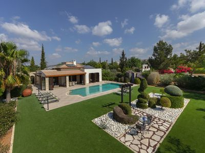 Photo for VILLA THALIA - 3 BEDROOM LUXURY VILLA WITH WI-FI
