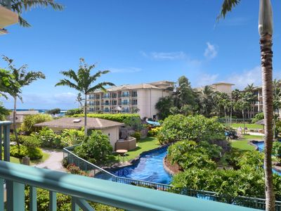 Waipouil Beach Resort Gorgeous Luxury Ocean View Condo! Sleeps 8!