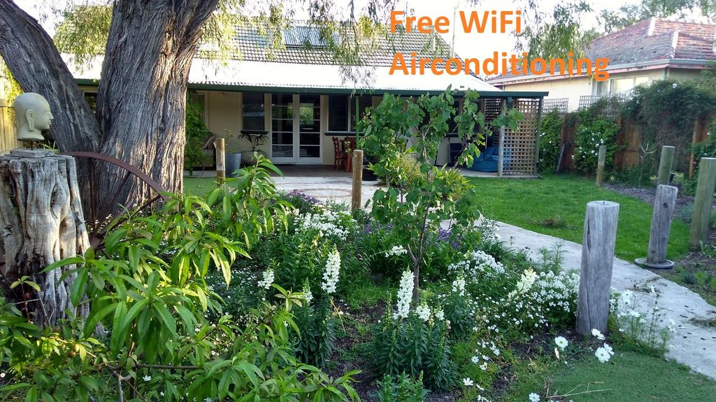Character House 3x2, Garden, Beach and Shops, Free WiFi, Aircon ...