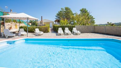 Photo for Villa with private pool for 6 people in Lloret de Mar.