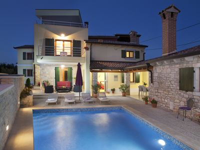 Photo for LAST MINUTE -10% Villa Marka -  Beautiful traditional villa with sea view