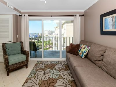 Photo for Fantastic Bayview From This Beautifully Furnished 2BR Condo with Indoor Pool!