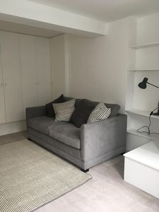 Photo for Newly refurbished studio flat in Clapton,  Hackney - 1 minute to train!