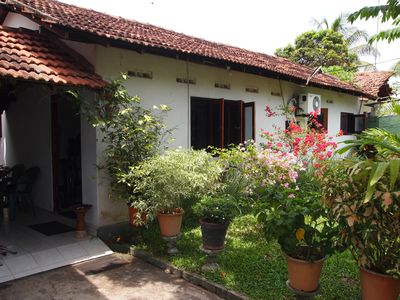 Photo for Homestay - Typical Sri Lankan Village Setting - Hosted by an English Gentleman