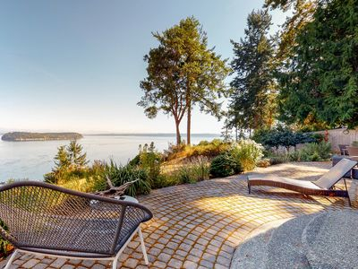 Photo for Spacious home w/ gorgeous bay views & peaceful location!