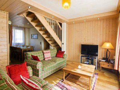 Photo for 3BR Apartment Vacation Rental in Chamonix-Mont-Blanc