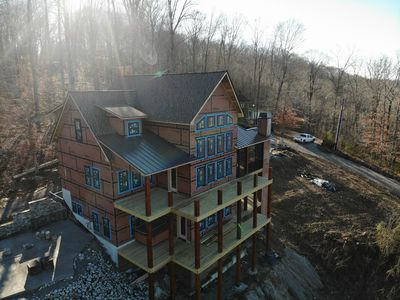 Photo for Stunning New Build May 2019, 3 min. to Sunset, 4,000 sq. ft., Views, Amenities