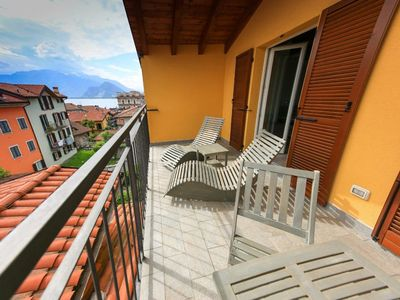 Photo for Apartment Maggiore sleeps 6 people