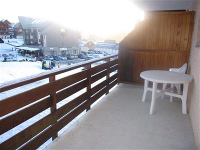 Photo for Apartment 4 people Chabrieres 24 Réallon - 1 bedroom view slopes