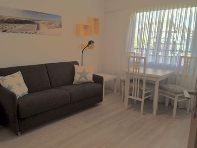 Photo for 41 App., 2nd floor, 2 bedrooms, house Nordland Westerland - Haus Nordland close to the center in Westerland