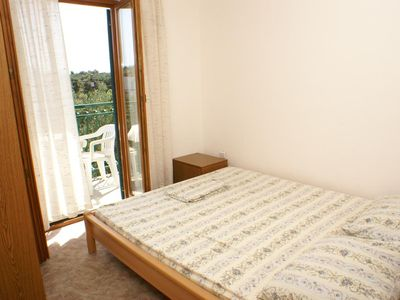 Photo for Two bedroom apartment with balcony Kanica, Rogoznica (A-1118-a)