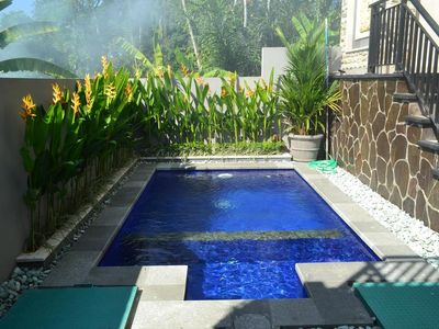 Photo for Villa shanti bali 3 bedroom private villa close to Ubud