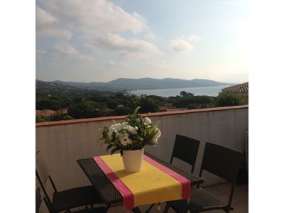 Photo for Gulf of St Tropez ste Maxime sea view