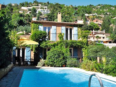 Photo for Vacation home in Theoule - sur - Mer, Côte d'Azur - 5 persons, 2 bedrooms
