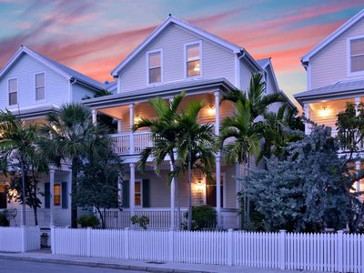 Photo for 3 Story spacious conch style home with private pool AND dock!