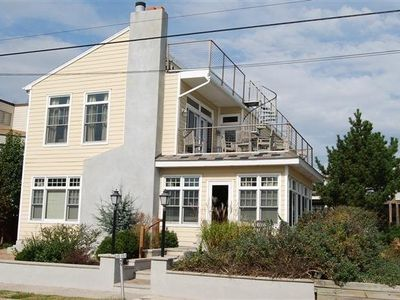 South Rehoboth Stunning Ocean Front Home With Private Hot Tub!
