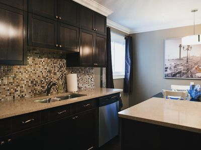 Photo for Garneau Trends 2 Bedroom Condo with Parking Space