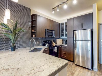 Photo for Downtown Dallas apartment w/ shared pool