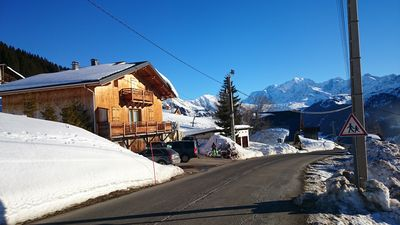 Photo for All Comfort Grand Chalet Ideal Situation