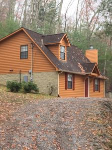 Photo for Mtn. Bliss - 2 private bdrms/bathrms, Pool Table, Hot Tub, Laurel Valley, Swimming Pool & Fitness