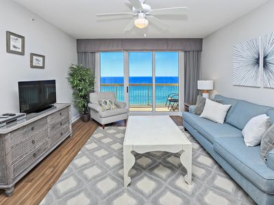 Photo for BEAUTIFUL BALCONY VIEWS! OPEN 7/20-27! WATCH FIREWORKS AT THE BEACH!