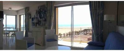 Photo for Apartment/ flat at the beach- Canet Plage