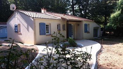 Photo for House 7 minutes drive from the beach La Mine located Jard-Sur-Mer - House 4 Rooms 8 people