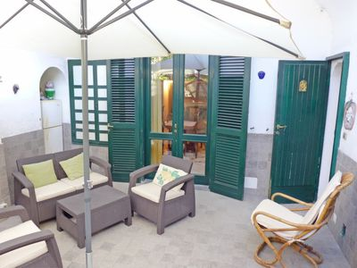 Photo for 2 bedroom Apartment, sleeps 4 in Sorrento with WiFi