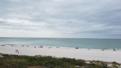 Photo for Beach Front 2 Bedroom 2 Bath Condo