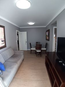 Photo for PRETTY!!! 1 bedroom apartment, 50m from the beach - Renovated and with garage!