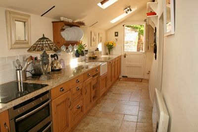 Bramble Cottage - Kitchen