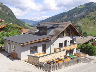 Photo for Modern Holiday Home in Rauris with Barbecue