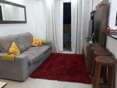 Photo for New apartment, furnished, easy access to any point of the city!