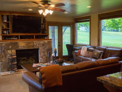 Photo for Immaculate 4 Bedroom Condo, walk to Park City Base/Main St/Sundance , hot tub