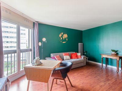 Photo for Large and bright studio in Old Montrouge at the doors of Paris - Welkeys