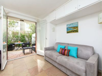 Photo for Apartment Le Marlyne 2 in Cannes - 2 persons, 1 bedrooms
