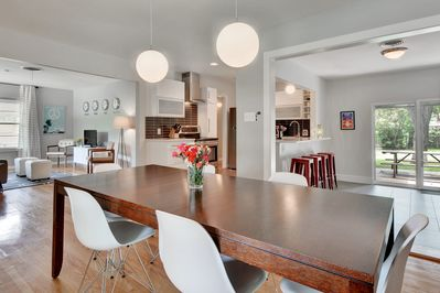 Relax in style and comfort in our completely remodeled Austin vacation home