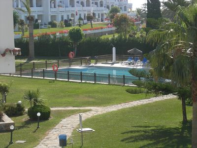 Photo for 2 bedroom/2 bathroom apartment, 5 minutes walking distance to Centro Plaza and 10 minutes into Banus
