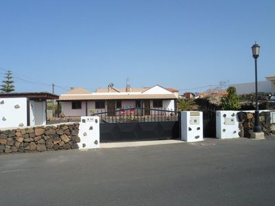 Photo for Holiday apartment Lajares for 1 - 3 persons with 1 bedroom - Holiday apartment