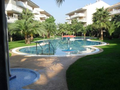 Photo for Exclusive 3 bedroom furnished apartment on marine development minutes from beach