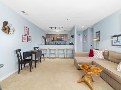 Photo for NEWLY REMODELED 2 Bedroom Condo 1 1/2 Blocks From the Beach w/Outdoor Pool!