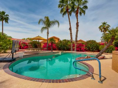 Photo for Resort, Golf Cart, private Pool, 3 KING BDR, w/Baths, 2 G.C.'s, 2 Clubhouses