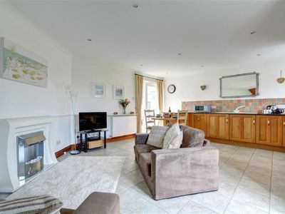 Photo for Vacation home Bolthole in Wadebridge - Padstow - 2 persons, 1 bedrooms