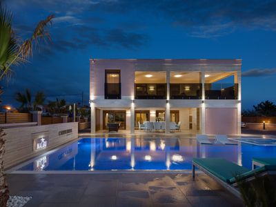 Photo for Exclusive Villa with 75m2 heated Pool - Adriatic Luxury Villas